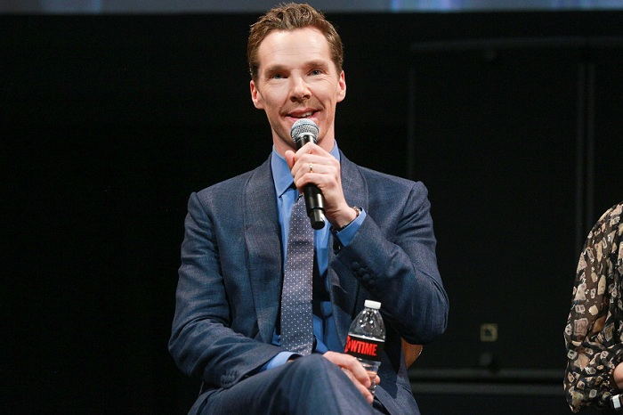 Benedict Cumberbatch wants equality in Hollywood