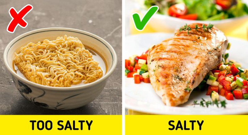 One sitting is enough to fill your daily recommended quota of sodium