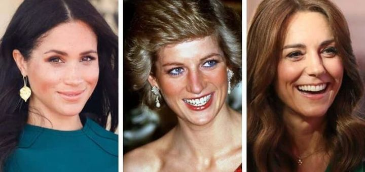 Science Now Says Princess Diana Is the Most Attractive Royal of All Time