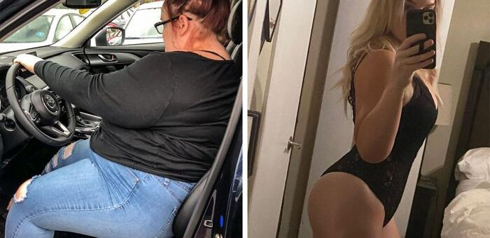 Woman Loses 200 Lbs. To Get Revenge on Her Ex-Boyfriend for Not Introducing Her to His Parents