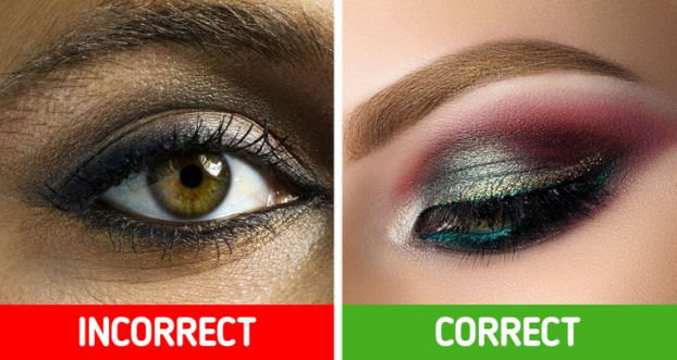 Neglecting your eyebrows