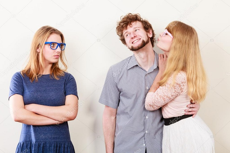 Your partner feels jealous of you