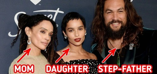 10 Celebrities Who Are Probably the Best Stepparents in the World