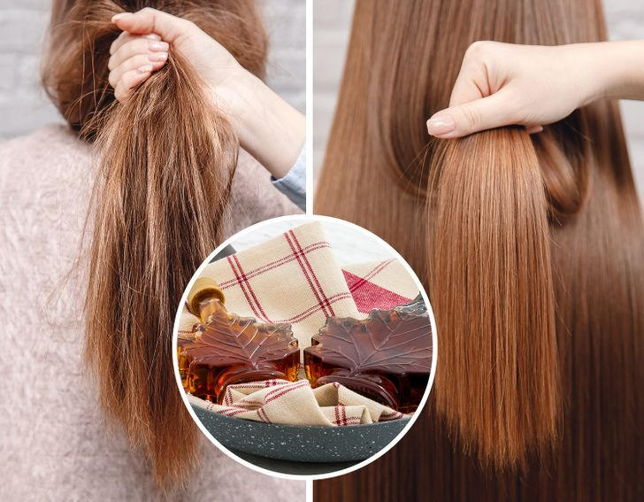Improves your hair quality