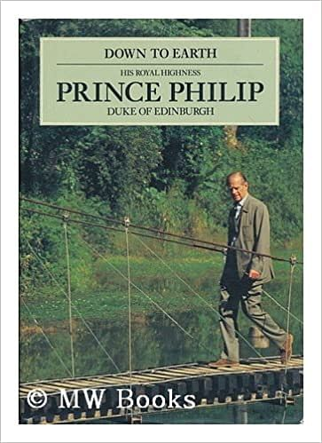 Prince Philip was a proficient writer