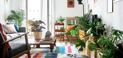 4 Simple Ways To Make Your Living Room Look New Again
