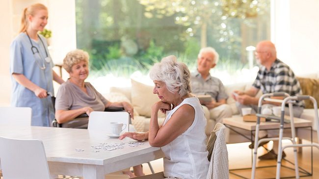 Moving your parent to an assisted living facility