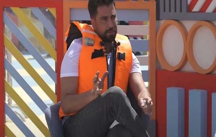معتصم النهار ضحية برنامج رامز عقله طار في حلقة اليوم ( فيديو )