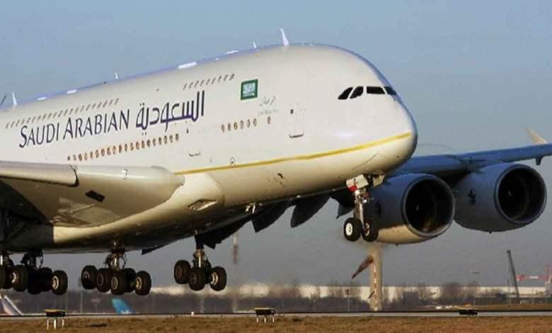 الخطوط الجوية السعودية تعلن عن قائمة الدول الـ 43 التي تستأنف رحلاتها اليها