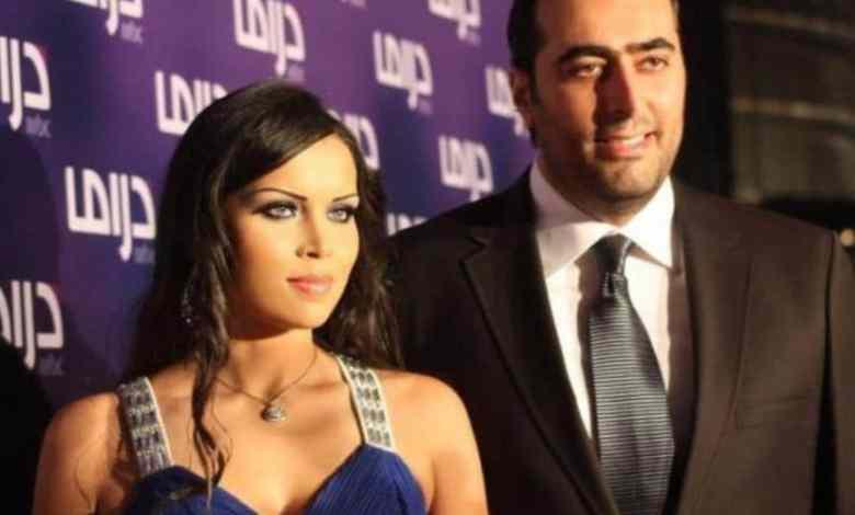 رنا الحريري تبكي على باسم ياخور بسبب مشهد في مسلسل على صفيح ساخن