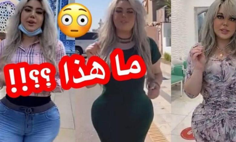 """هجوم واسع على الفنانة السورية مروة راتب بسبب """"النفخ والتكبير"""" ( فيديو )"""