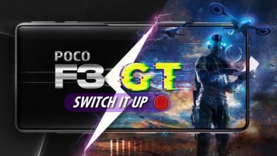 مواصفات و سعر هاتف شاومي بوكو اكس 3 جي تي Poco X3 GT