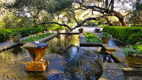 Bellingrath (botanical) Gardens near Mobile Alabama
