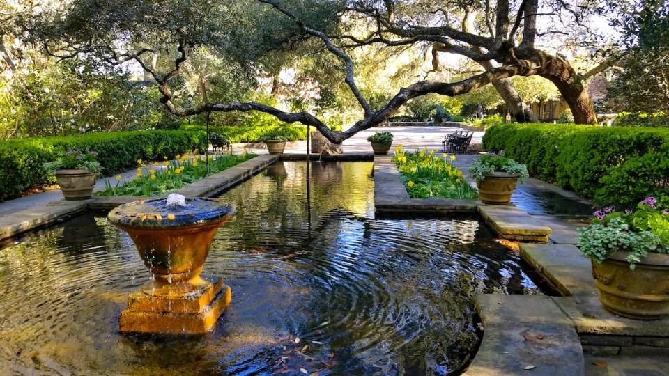 Bellingrath Gardens near Mobile Alabama