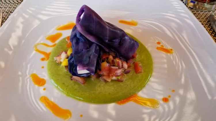 Lunch at Casa Mia Restaurant