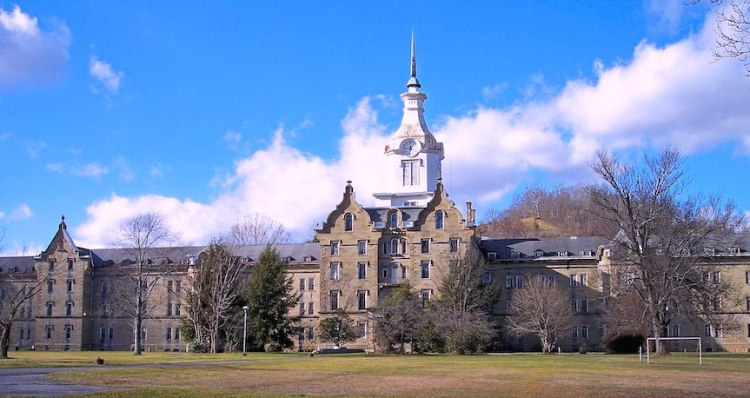 Trans-Allegheny Lunatic Asylum is definitely one of the most haunted places in America