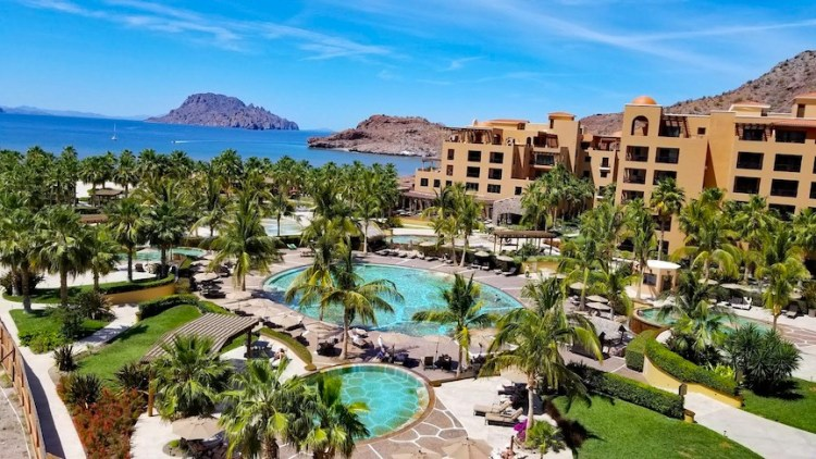 Villa del Palmar Islands of Loreto, Baja California Mexico