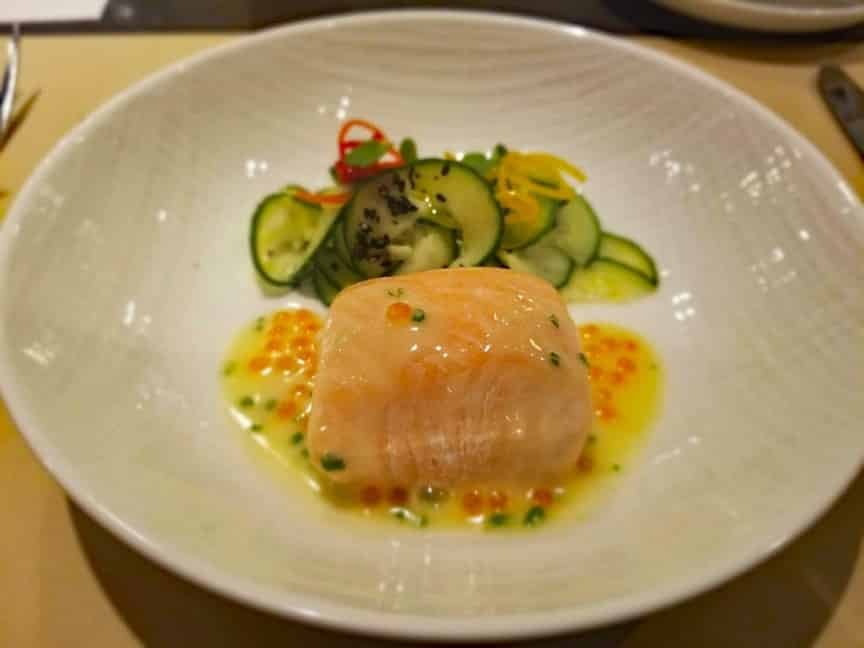 Fabulous seafood at ONE65 is one reason to visit San Francisco this winter