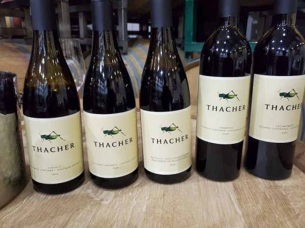 Thacher Wine Selections