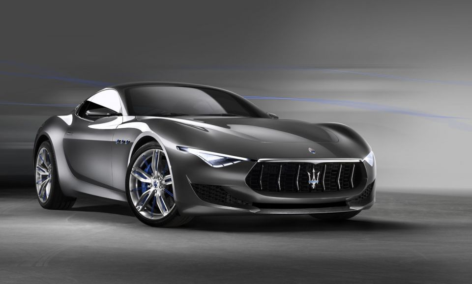 Maserati to Release Electric Supercar in 2020