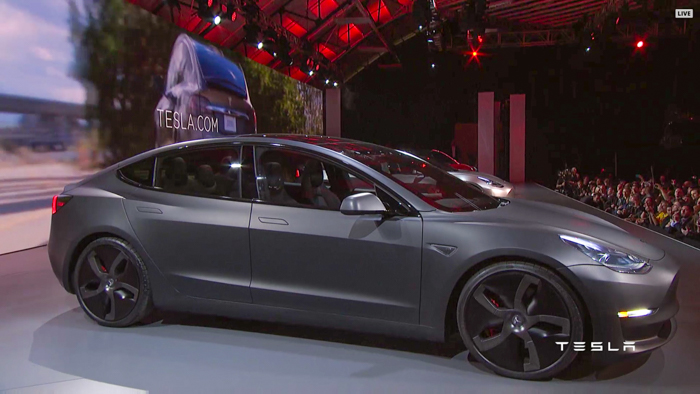 Should Tesla Be Worried About the Competition?