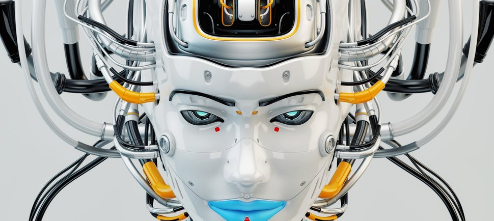 Robot - cover