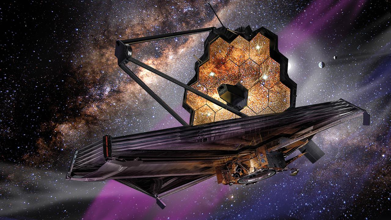 James webb space telescope will boldly go where no one has gone
