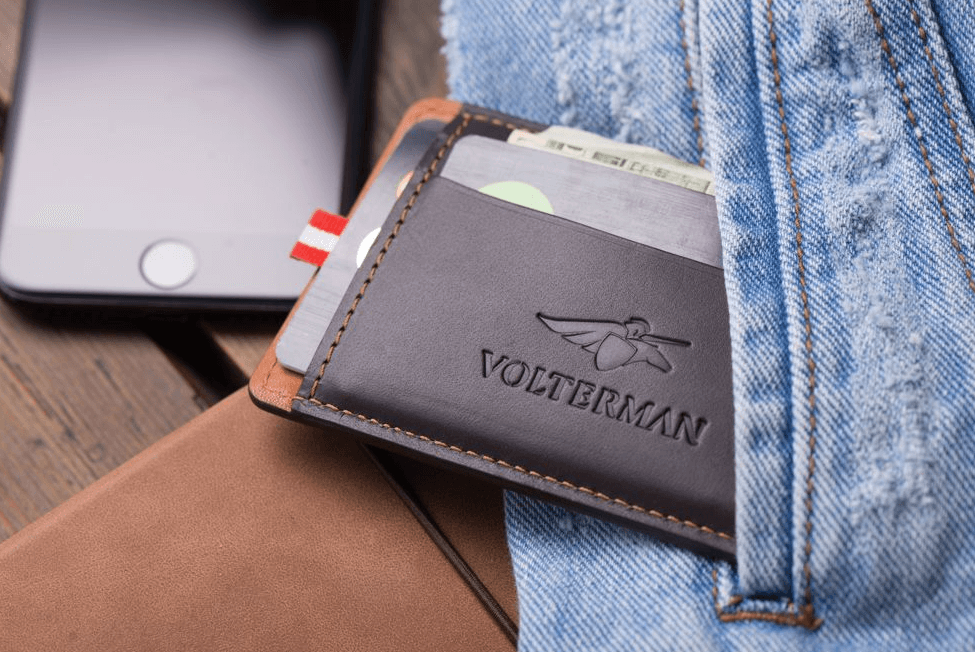 Volterman: The Wallet Can Change the Industry Like iPhone did