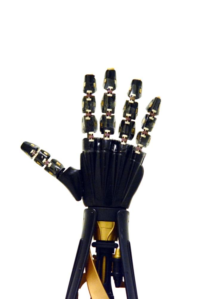 Researchers Develop an Artificial Skin That Can Help Robots Sense Temperature