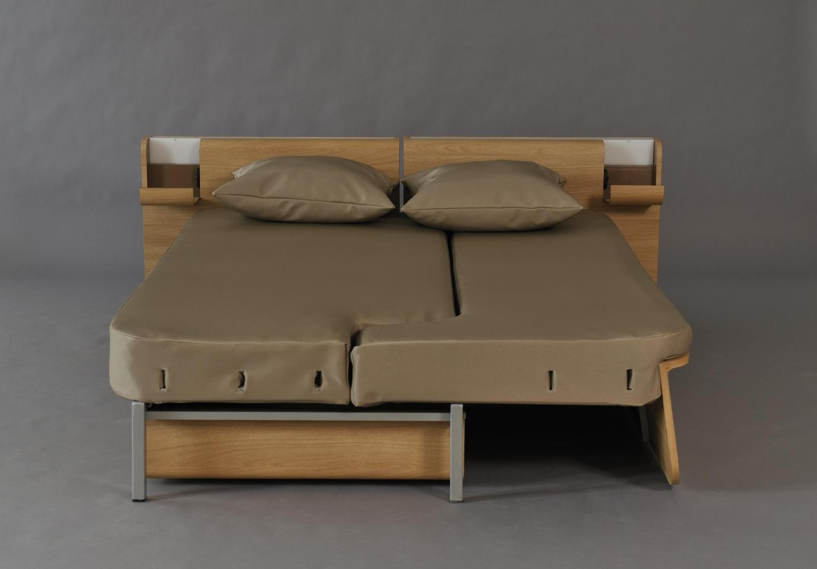 Muebles Expandibles Multi Function Couch Is Also Counter And Bed