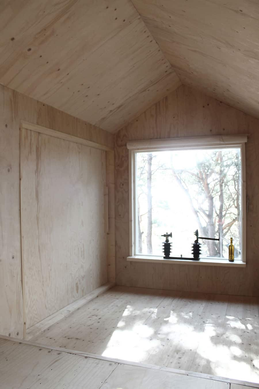 Bedroom Door Designs In Wood Compact Plywood And Pine Cabin With Attached Sauna
