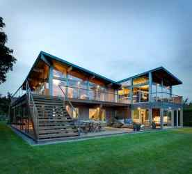glass urban york aesthetic cottage modern bates masi architects timber interiors exteriors clad vs houses homes designs architecture contemporary exterior