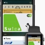 apple payのクレジットカードでアメックスは使えるの?