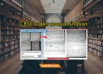 The decison on CBSE paper leak upsets students Very Badly 1