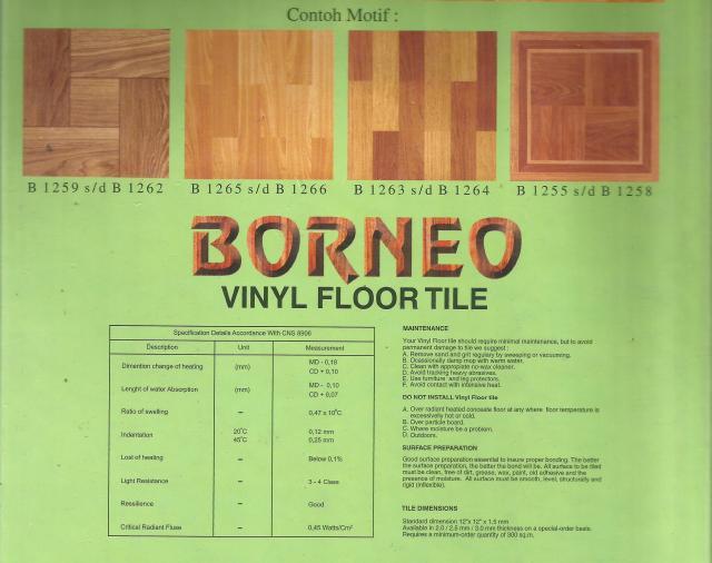 Borneo Pattern 03