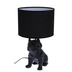 Bordslampa Bulldog Svart