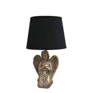 Bordslampa Ängel Antikmässing