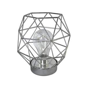 Bordslampa Noah led Silver