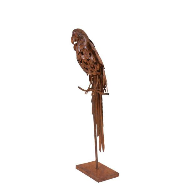 Dekoration Papegoja Rost
