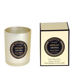 Doftljus Vanilla lace Ivory