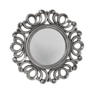 Spegel Amana Antiksilver