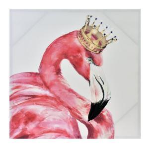 Tavla Flamingo Rosa