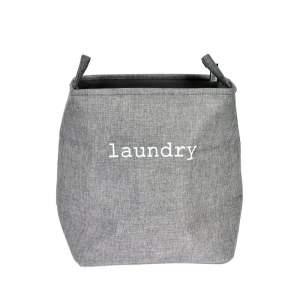 Tvättpåse Laundry Grå
