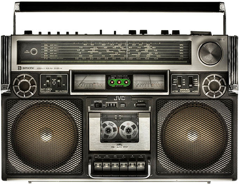 the boombox project by