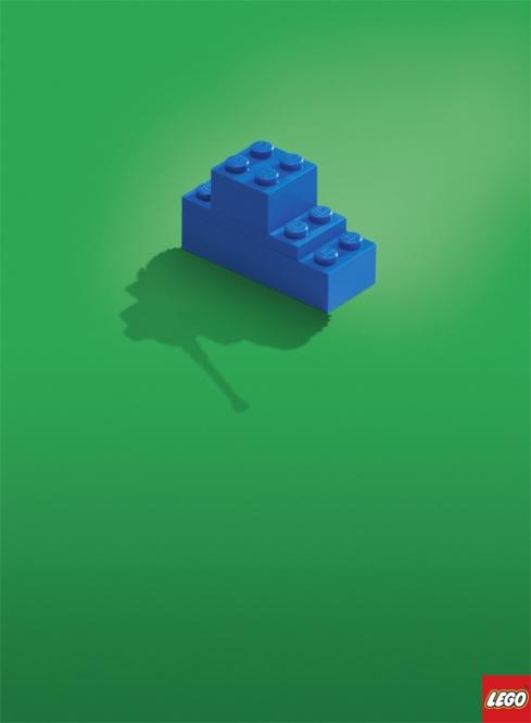 Lego Ad Campaign By Blattner Brunner