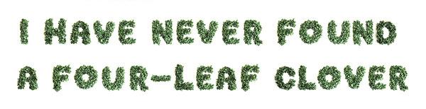 vladimir koncar-clover typography
