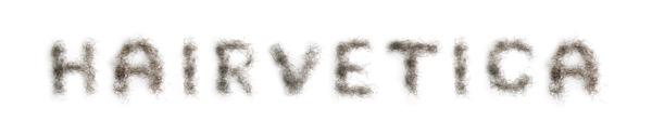vladimir koncar-hairvetica typography