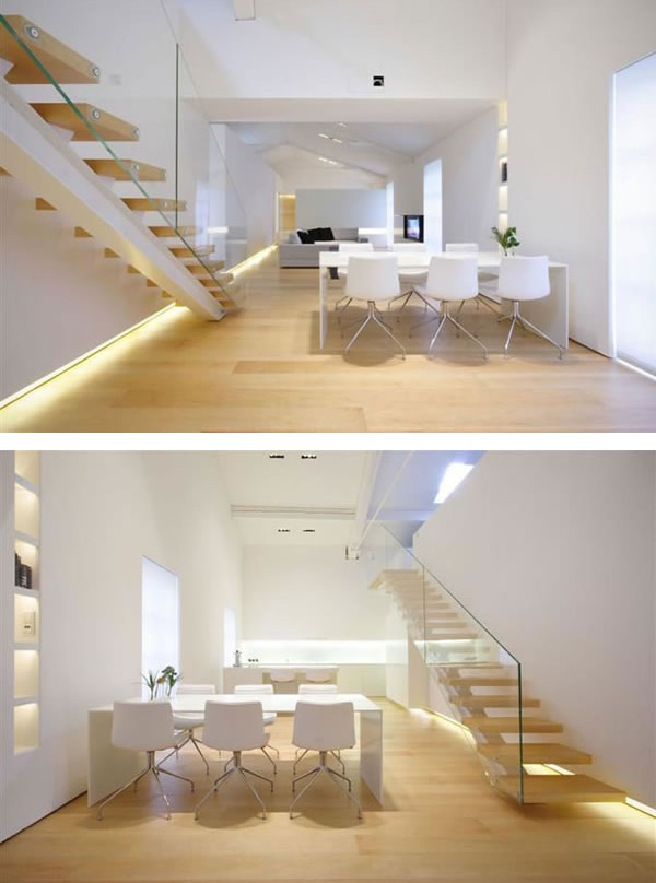 Loft interior design inspiration - Interior design como ...