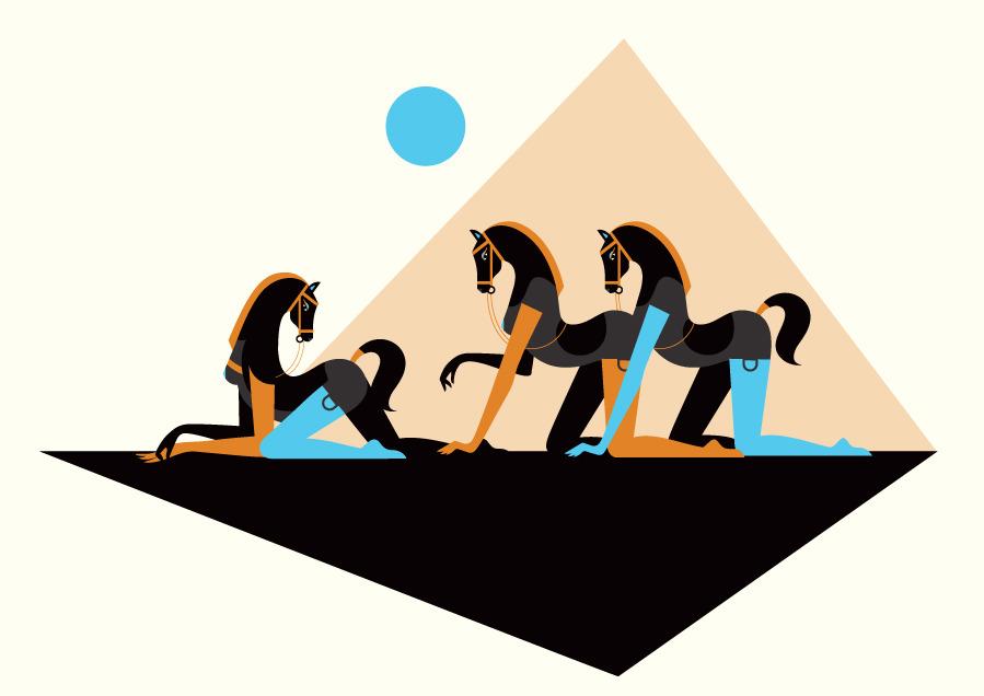 Wallpaper Illustration Graphic Design Roar Movie: Malika Favre Illustrations