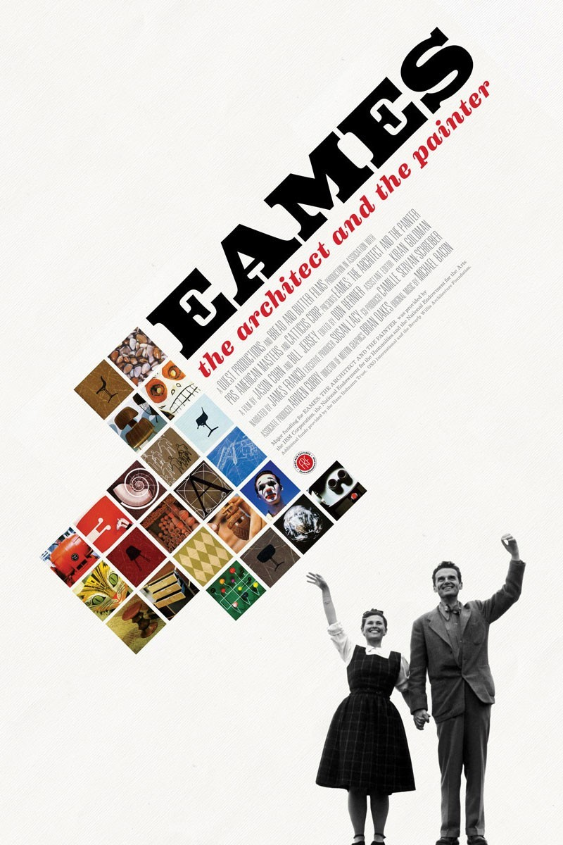 Charles and Ray Eames The Architect and Painter